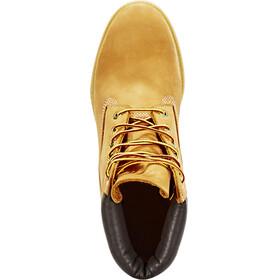 "Timberland Icon Collection Premium Boots Men 6"" Wheat Nubuck"